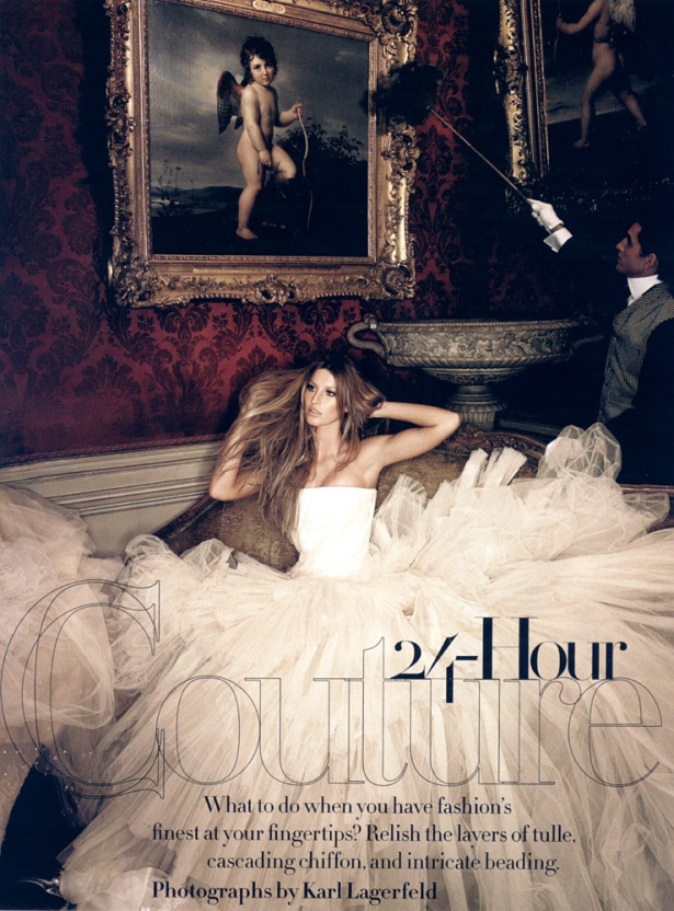 Dior Haute Couture by John Galliano A/W '06-'07